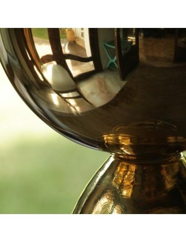 "Lampe ""QALEB SOUKAR"" Or Jaune"