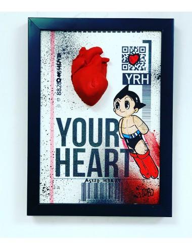 Amour heart Astro Boy