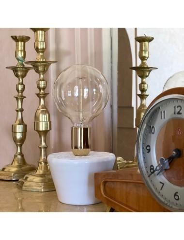 Lampe TARBOUCH  Céramique...
